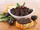 Рецепта Маслинова паста от каламата с чесън и зехтин